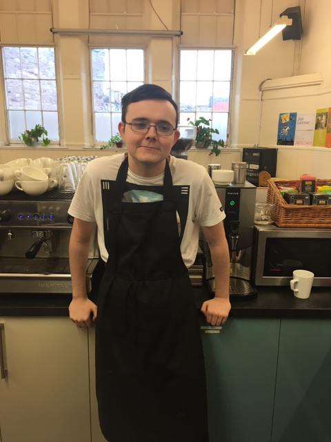 Introducing Ryan…our new Café Apprentice!