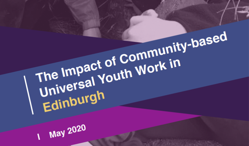 New research demonstrates the impact of youth work